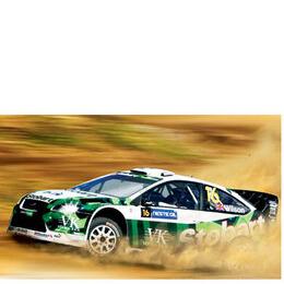 Scalextric - Ford Focus - Eddie Stobart Reviews