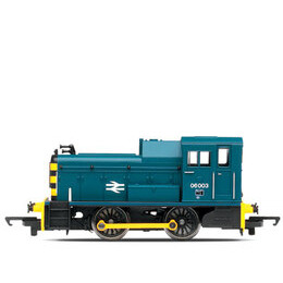Hornby - BR Blue Class 06 Diesel Locomotive Reviews