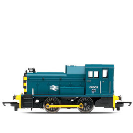 Hornby - BR Blue Class 06 Diesel Locomotive Reviews