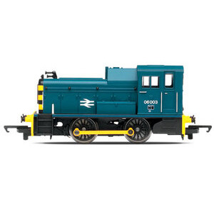 Photo of Hornby - BR Blue Class 06 Diesel Locomotive Toy