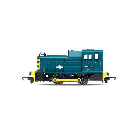 Hornby - BR Blue Class 06 Diesel Locomotive