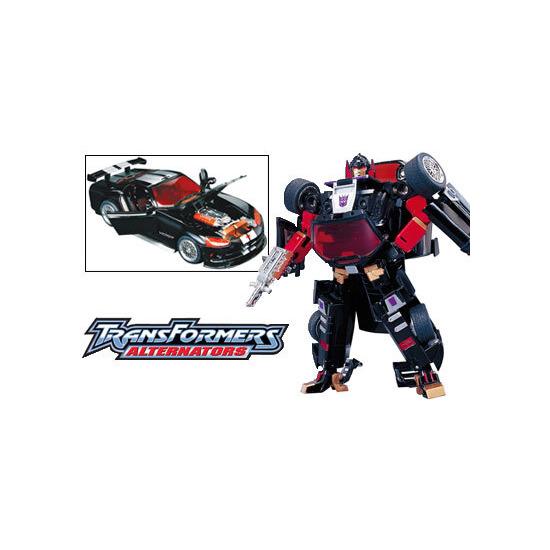 Transformers Alternators - Dodge Viper Dead End