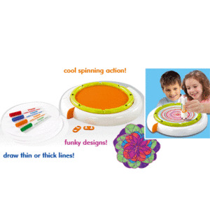 Photo of Crayola - Spinaroo Toy