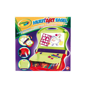 Photo of Crayola - Multi Art Easel Toy