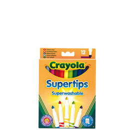 Crayola - 12 Bright Supertips Reviews