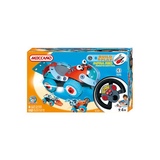 Meccano Build & Play - Racing Car IR