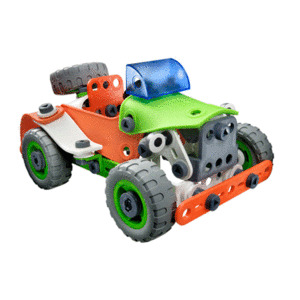 Photo of Meccano Build & Play - Funky Car Toy