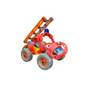 Photo of Meccano Build & Play - Fire Truck Toy