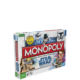 Monopoly - Star Wars Clone Wars Reviews