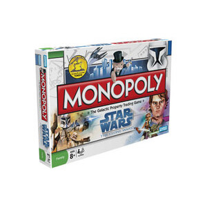 Photo of Monopoly - Star Wars Clone Wars Board Games and Puzzle