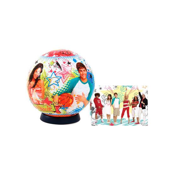 Puzzleball - High School Musical