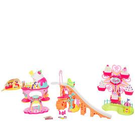 My Little Pony - Ponyville - Amusement Park Reviews