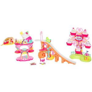 Photo of My Little Pony - Ponyville - Amusement Park Toy