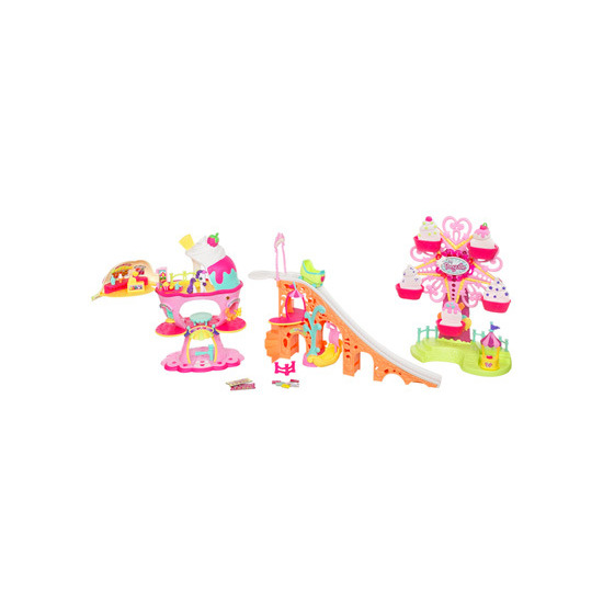 My Little Pony - Ponyville - Amusement Park