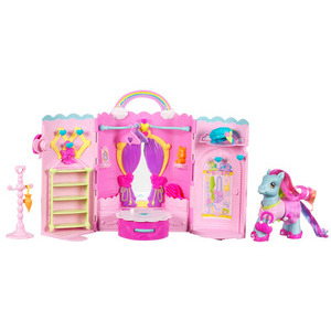 Photo of My Little Pony - Fashion Fun With Rainbow Dash Toy