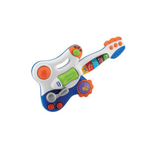 Photo of Chicco DJ Mixer Guitar Toy
