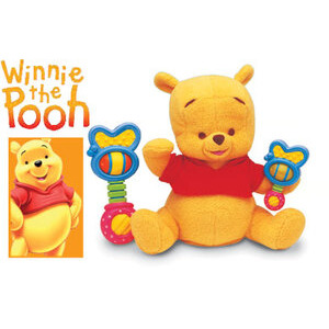 Photo of Magic Rattle Pooh Toy
