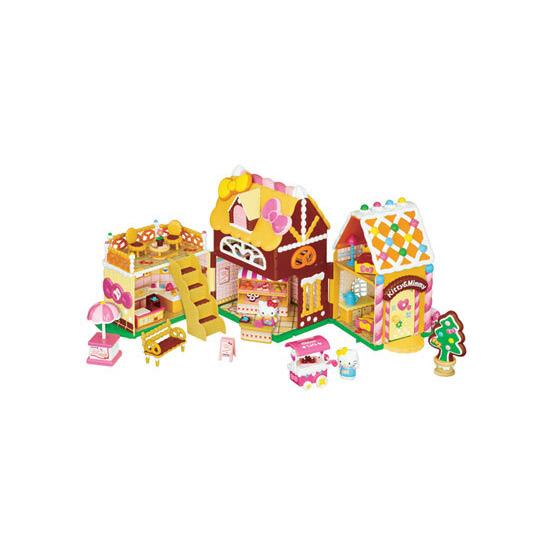 Hello Kitty Sweet House
