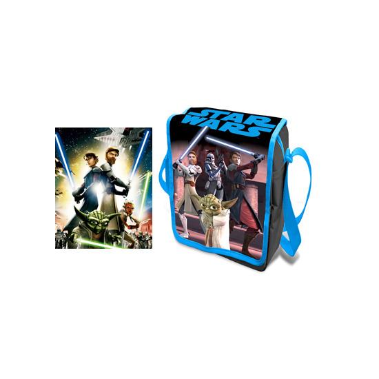 Star Wars Clone Wars Lunch Bag