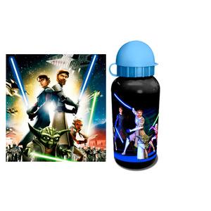 Photo of Star Wars Clone Wars Aluminium Bottle Toy