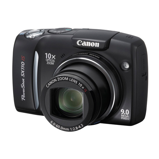 Canon SX110 IS