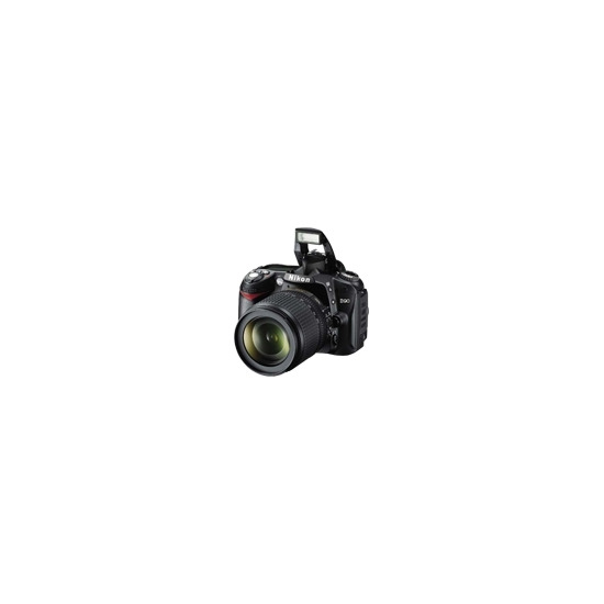 Nikon D90 with 18-105mm VR lens