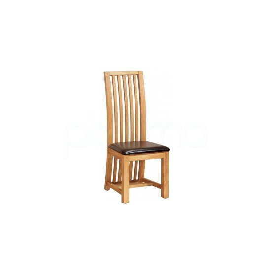 Kettle Containers Dining chair with padded seat