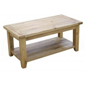 Photo of Coffee Table In Solid American White Oak Furniture