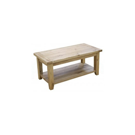 Coffee Table in Solid American White Oak