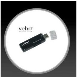 Veho Multi Card Reader and Sim Back-Up Reviews