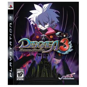 Photo of Disgaea 3: Absence Of Justice  - Playstation 3 Video Game