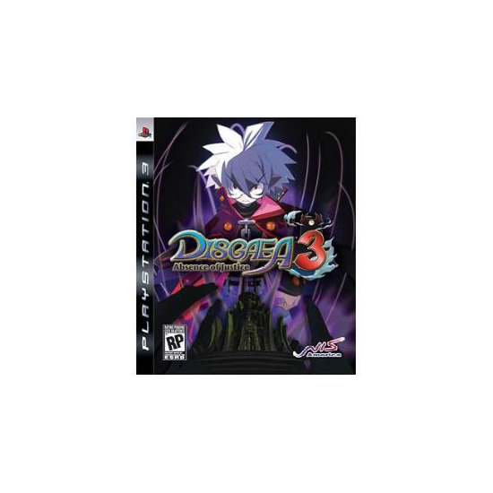 Disgaea 3: Absence of Justice  - Playstation 3