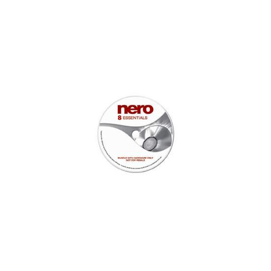 Nero 8 Essentials Suite PC