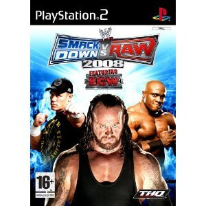 Photo of Smackdown Versus Raw 2008 PS2 Video Game