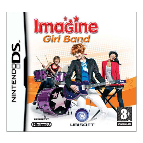 Imagine: Girl Band (DS)