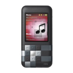 Photo of Creative ZEN Mozaic 8GB MP3 Player