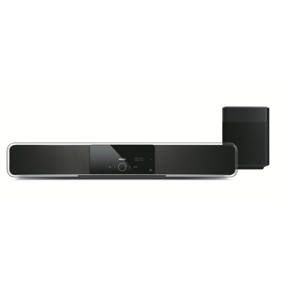 The Soundbar In A New Dimension Indulge 5 1 Surround Sound Experience From An Integrated One Piece See Full Description