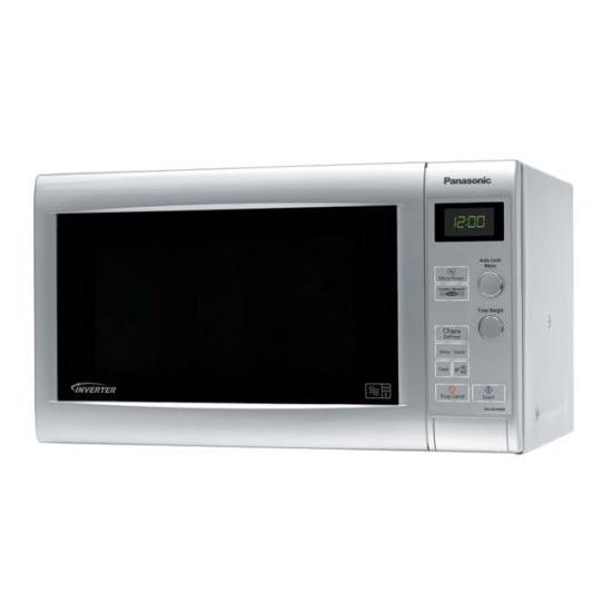 Panasonic NN-SD466M Microwave