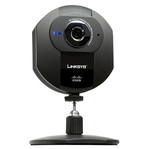 Photo of LINK SYS IP W/LESS CAMERA Webcam