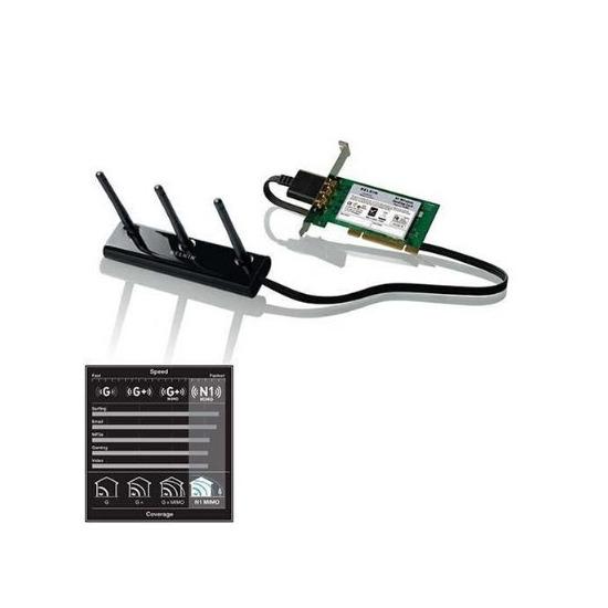 Belkin F5D8001 PCI N1