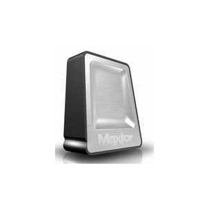 "Photo of Maxtor 3.5"" OneTouch 4 Plus 500GB External Hard Drive"