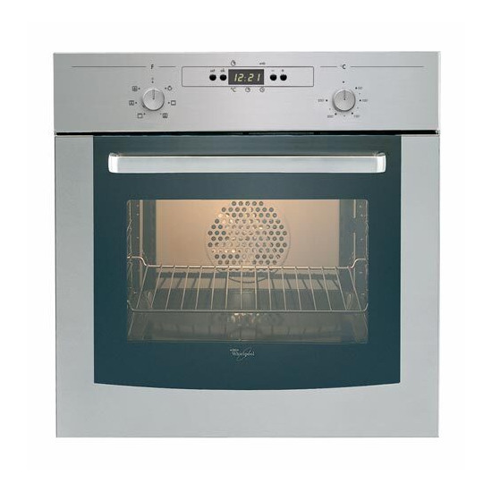 Whirlpool AKP202IX Oven