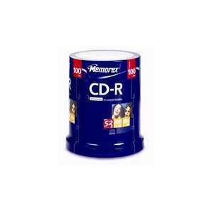 Photo of Memorex CD-R 700MB 52X CD R