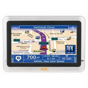 Photo of RAC 315 UK Satellite Navigation