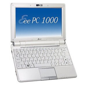 Photo of Asus Eee PC 1000 80GB Windows XP Home Laptop