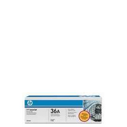 HP CB436A Black Toner Cartridge Reviews