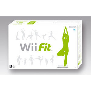 Photo of Wii Fit (Includes Wii Balance Board) Video Game
