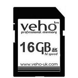 Veho 16GB SDHC Class 6 Card Reviews