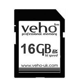 Veho 16GB SDHC Class 6 Card Reviews