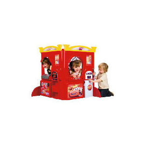 Photo of Disney Cars 2 Wall Play Garage Toy